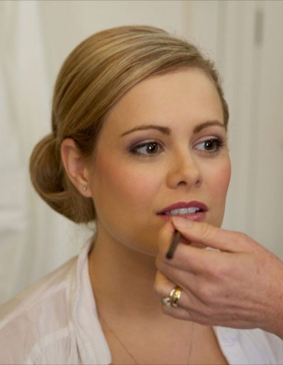 Sue York Wedding Make Up 3