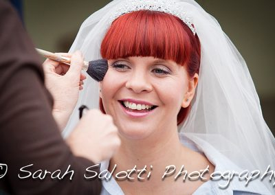 Sue York Wedding Make Up Amanda