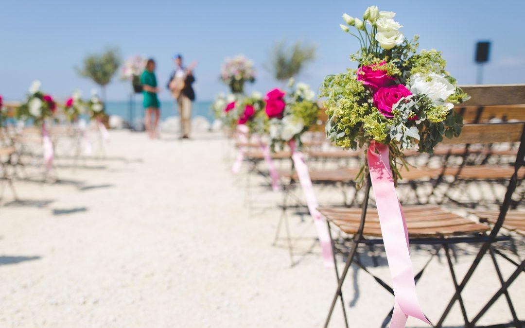 Beach Wedding Make Up Sue York